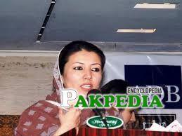 Hameeda Mian elected as MPA