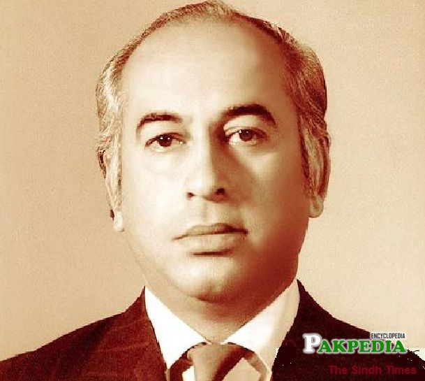 Zulfiqar Ali Vhutto