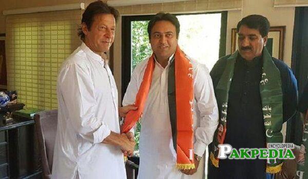 Muhammad Afzal Khan dhandla PTI