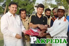 Zahoor Elahi Cricket Society