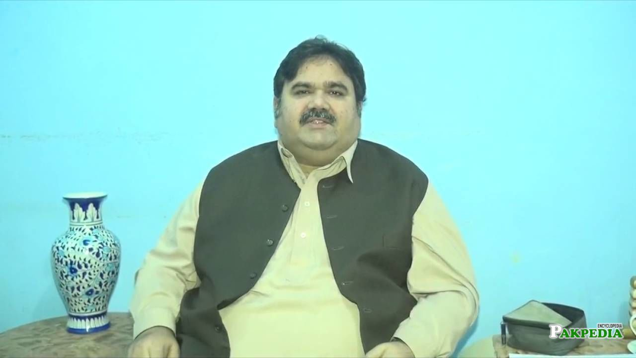 Member of the Provincial Assembly of the Punjab