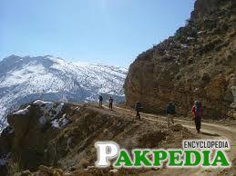 Ziarat roads