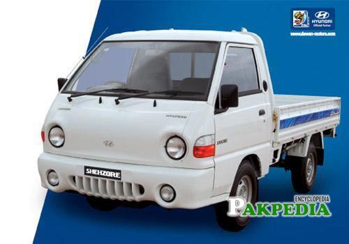 Hyundai Shehzore Truck Picture
