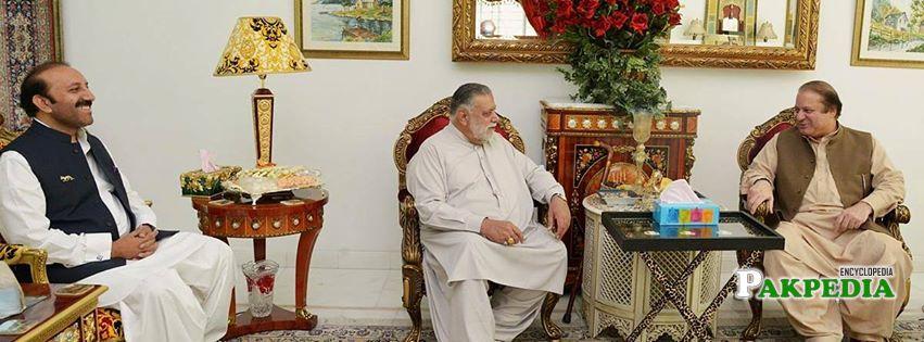 With Jamali and Nawaz Sharif