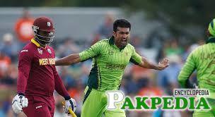 Sohail Khan Take A Wicket