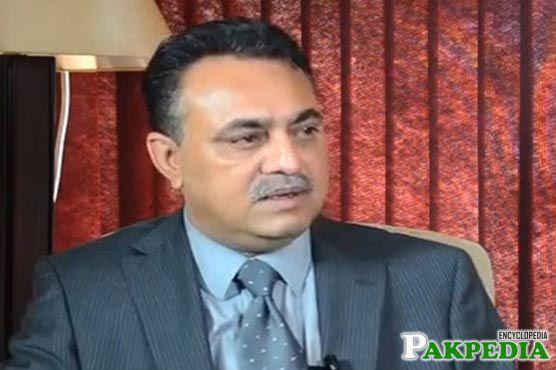 Khuwaja Sohail Mansoor interview