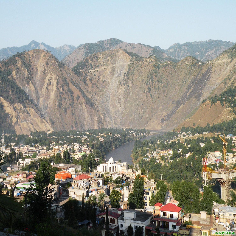 Muzaffarabad Village View