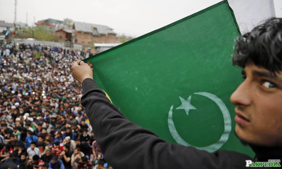 Kashmir and Pakistan
