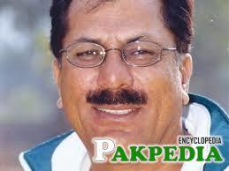 Zaheer Abbas Close Up