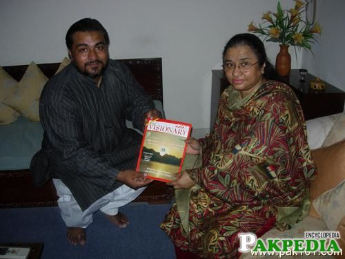 Nayyara Noor is a great legend