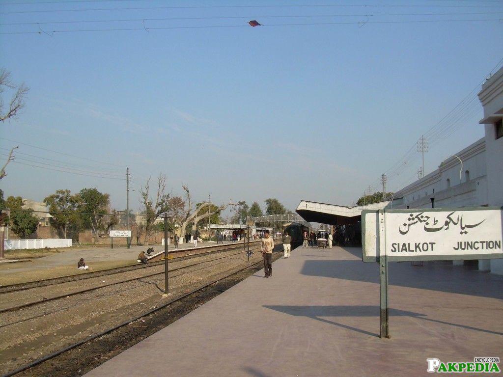 Sialkot Railway Junction