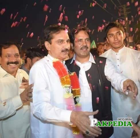 Ghulam Habib Awan elected as MPA for third time