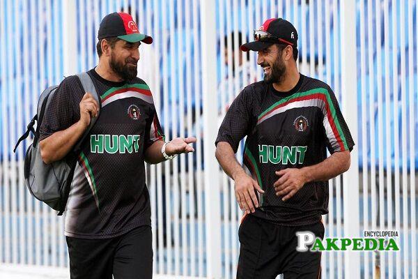 Kabir Khan coach