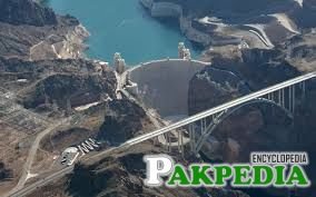 Diamer-Bhasha Dam Areal View