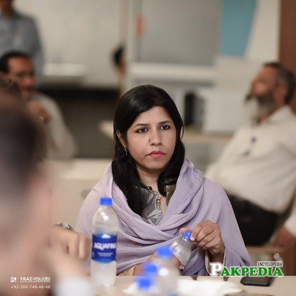Sabeen Gul Khan Biography