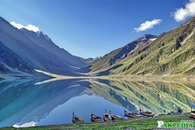 Lake Saiful Malook Leisure Activities for Tourists