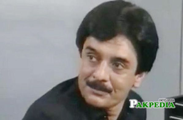 Jamshed Ansari the great legend