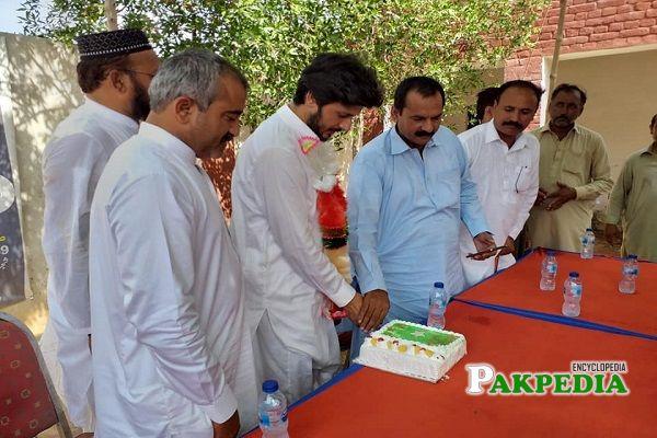 Mian Tariq Abdullah elected as MPA