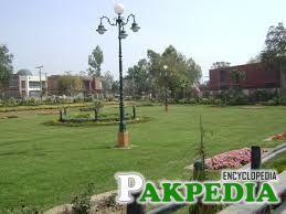 Jaranwala Public Park