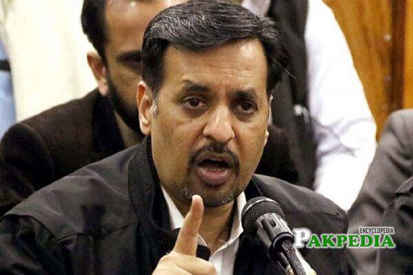 Syed Mustafa Kamal Biography