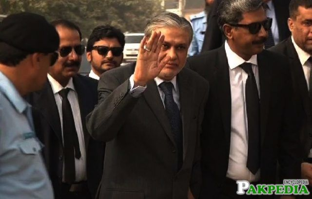 Ishaq Dar Pakistani Politician