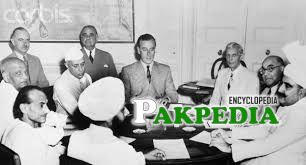 Mountbatten's meeting with Muslim league and congress