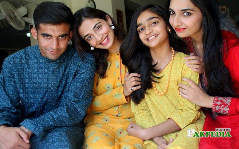 Marjan Fatima family