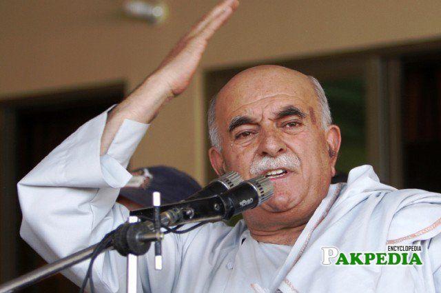 Mehmood Achakzai