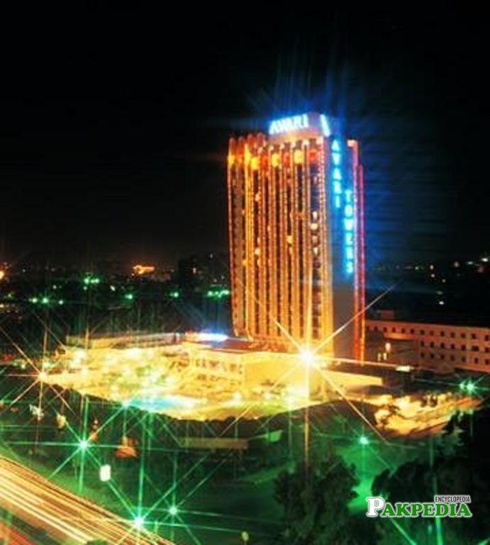 Avari hotel Karachi