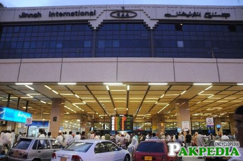 Jinnah International Airport