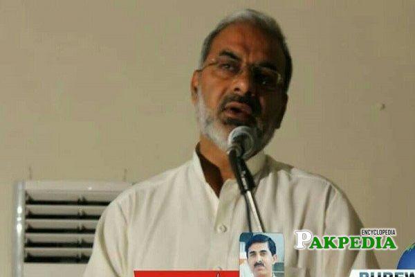 MPA Muhammad Saqib Khursheed