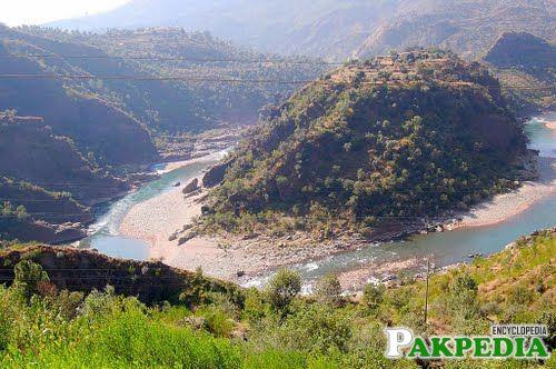 Kotli MirPur Road