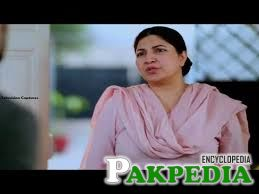 Shagufta Ejaz in drama serial