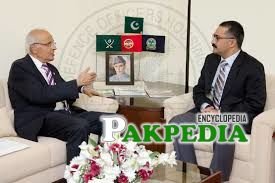 Mr HMR with administrator DHA