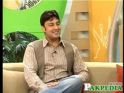 Babar Ali live at tv programe