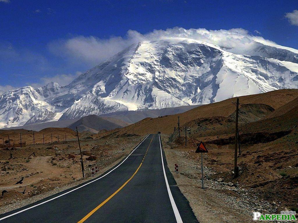 Himalayas Karakoram Highway