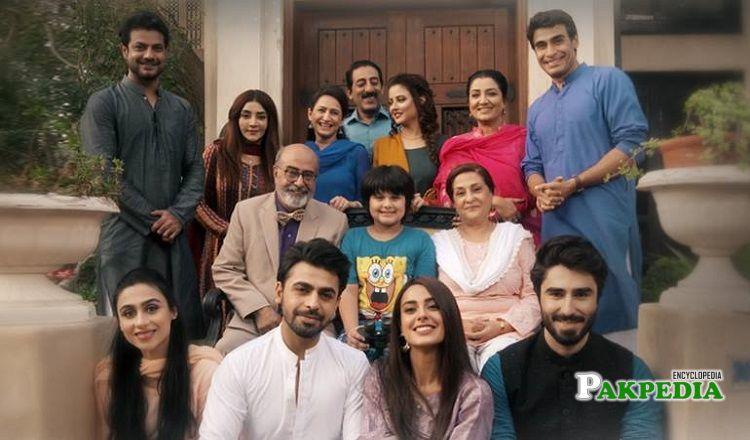 Cast of 'Suno chanda'