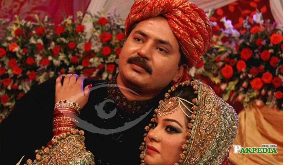 Sanam married Hamid after her 1st husband's murder