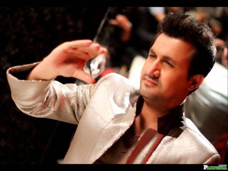 Raheem Shah Afridi is looking cool