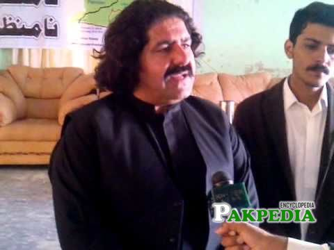 Ali Wazir refused the ticket given by Imran khan