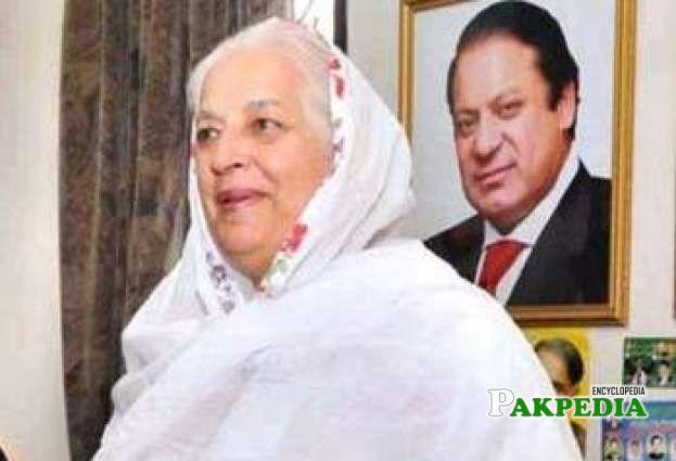 Zakia Khan join Pakistan Muslim League N