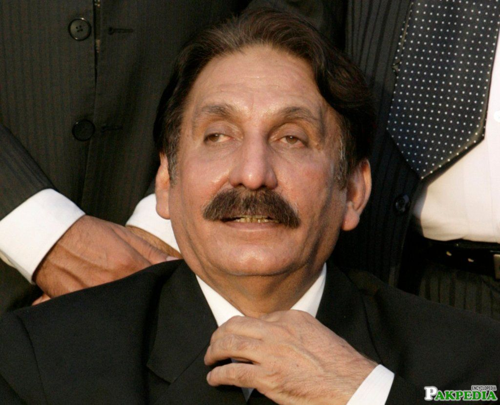 20th Pakistan's Chief Justice