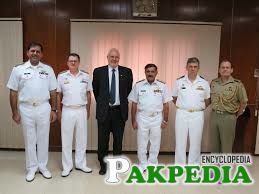 Pakistan Navy Commanders