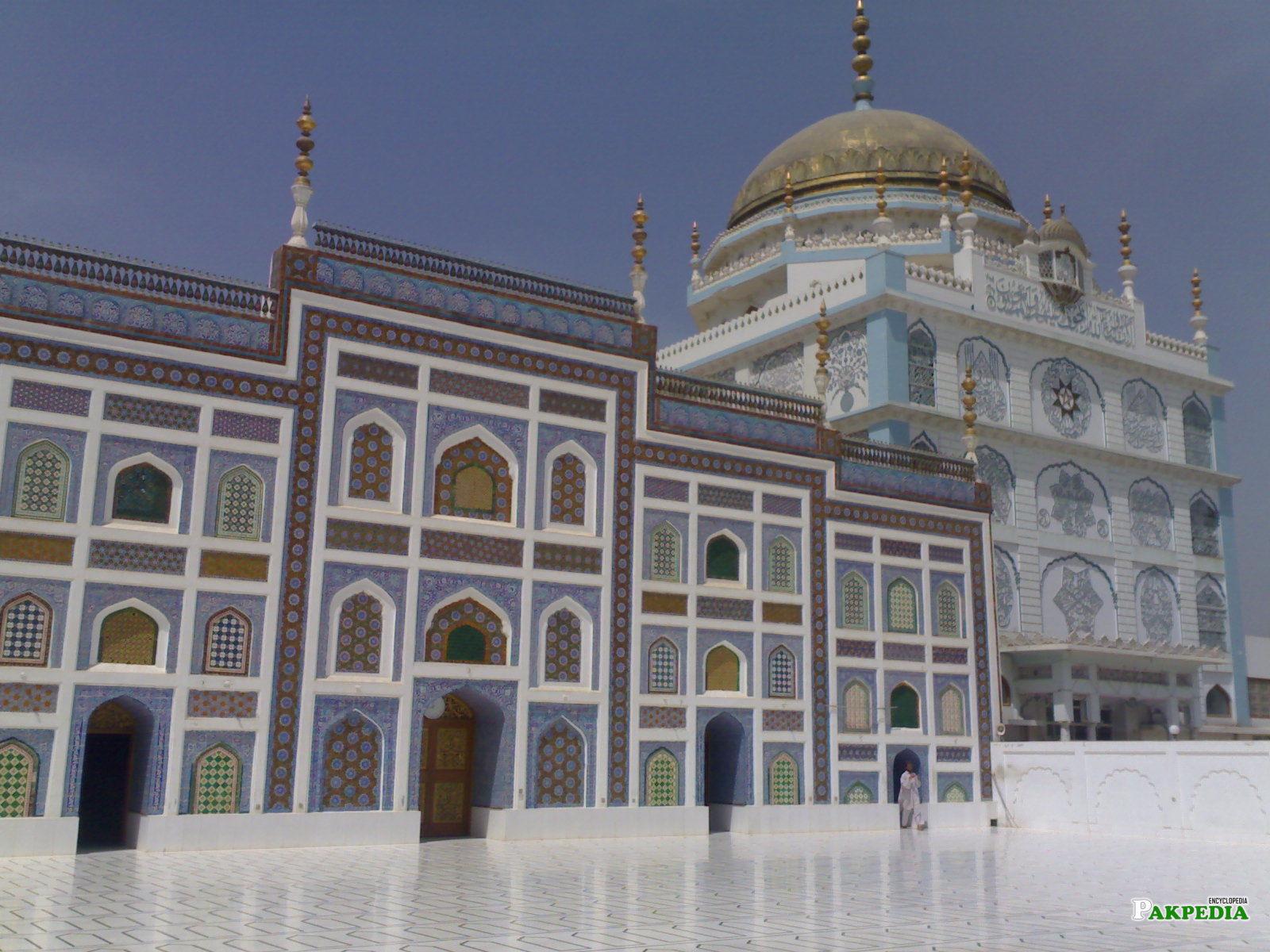 Holy Shrines in Khairpur
