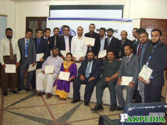 FIATA Diploma award ceremony 12th batch