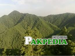 High mountains of Khyber Agency
