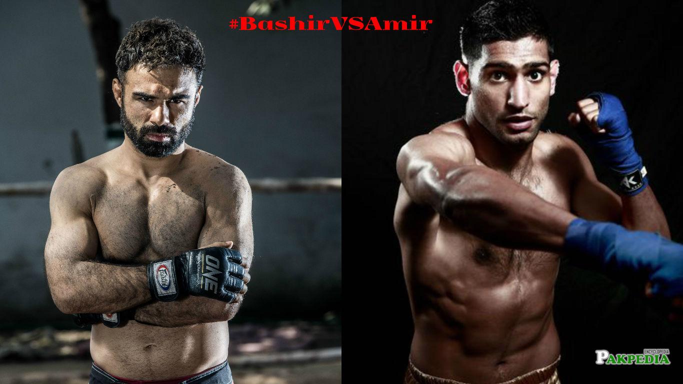Amir vs Bashir