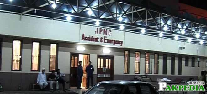 Jinnah Postgraduate Medical Center Karachi
