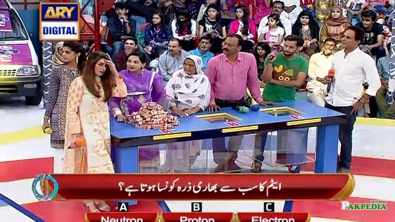 Jeeto Pakistan Famous Show