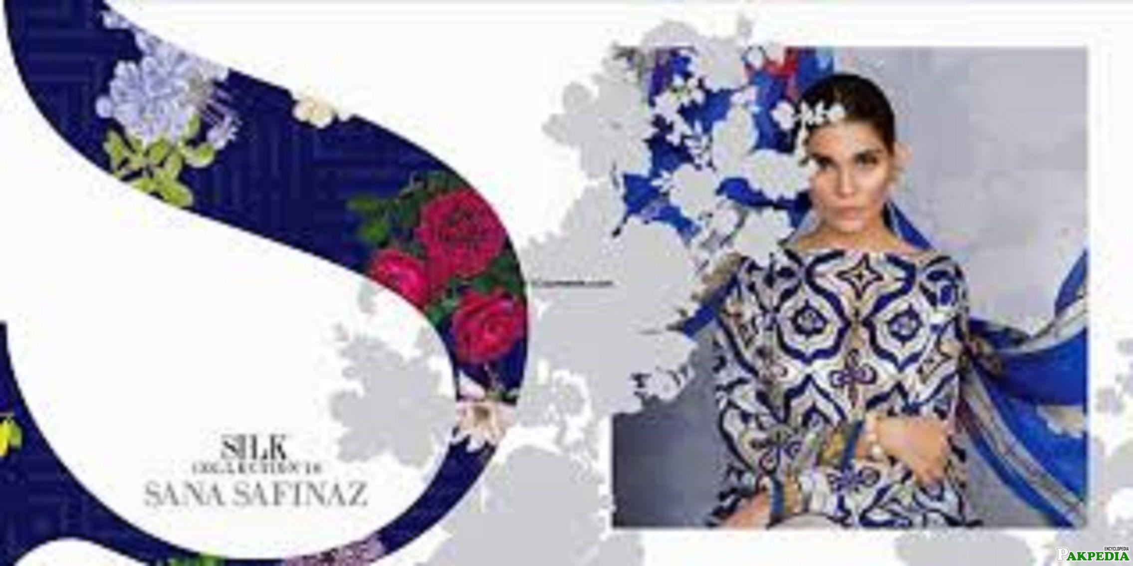 Sana Safinaz Pakistan Brand